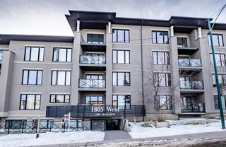 Main Photo: 205 1805 26 Avenue SW in Calgary: South Calgary Apartment for sale : MLS®# A1059564
