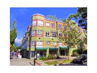 """Photo 2: 207 1707 CHARLES Street in Vancouver: Grandview VE Condo for sale in """"CITY LIGHTS"""" (Vancouver East)  : MLS®# V939487"""