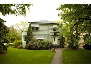 Photo 1: 632 Aulneau Rue in WINNIPEG: St Boniface Residential for sale (South East Winnipeg)  : MLS®# 1210779