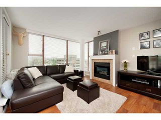 "Photo 4: 1006 1633 W 8TH Avenue in Vancouver: Fairview VW Condo for sale in ""FIRCREST"" (Vancouver West)  : MLS®# V957955"