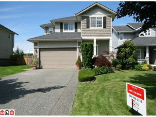 """Main Photo: 9187 202B Street in Langley: Walnut Grove House for sale in """"COUNTRY CROSSING"""" : MLS®# F1216649"""