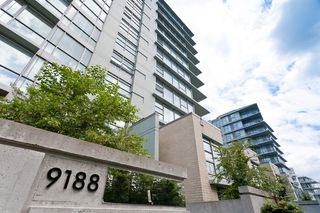 """Photo 14: 206 9188 UNIVERSITY Crescent in Burnaby: Simon Fraser Univer. Condo for sale in """"ALTAIRE"""" (Burnaby North)  : MLS®# V960476"""