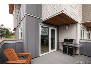 Photo 20: 102 4343 Tyndall Ave in VICTORIA: SE Gordon Head Row/Townhouse for sale (Saanich East)  : MLS®# 623054