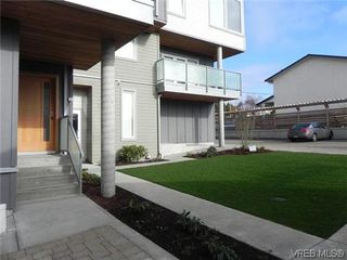 Photo 1: 102 4343 Tyndall Ave in VICTORIA: SE Gordon Head Row/Townhouse for sale (Saanich East)  : MLS®# 623054