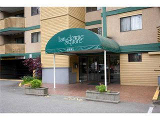 "Photo 1: 324 8651 WESTMINSTER Highway in Richmond: Brighouse Condo for sale in ""LANSDOWNE SQUARE"" : MLS®# V1003978"