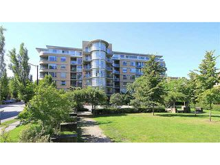 "Photo 1: 308 2655 CRANBERRY Drive in Vancouver: Kitsilano Condo for sale in ""NEW YORKER"" (Vancouver West)  : MLS®# V1017086"