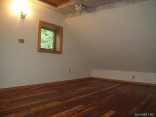 Photo 11: 5458 Prendergast Rd in COURTENAY: CV Courtenay West House for sale (Comox Valley)  : MLS®# 647182