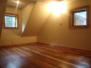 Photo 9: 5458 Prendergast Rd in COURTENAY: CV Courtenay West House for sale (Comox Valley)  : MLS®# 647182