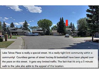 Photo 2: 124 LAKE TAHOE Place SE in CALGARY: Lk Bonavista Estates Residential Detached Single Family for sale (Calgary)  : MLS®# C3582988