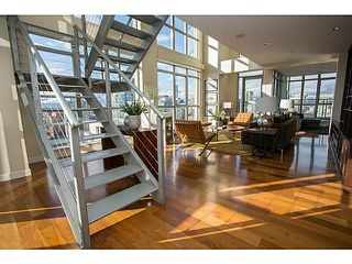 Main Photo: 2802 1238 Richards Street in Vancouver: Yaletown Condo for sale (Vancouver West)  : MLS®# V1003162