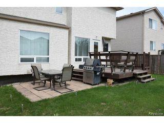 Photo 19: 2 Tilstone Bay in WINNIPEG: St Vital Residential for sale (South East Winnipeg)  : MLS®# 1416435