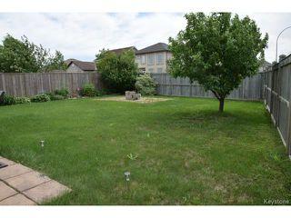 Photo 18: 2 Tilstone Bay in WINNIPEG: St Vital Residential for sale (South East Winnipeg)  : MLS®# 1416435