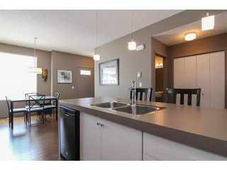 Photo 3: 49 COPPERSTONE Cove SE in CALGARY: Copperfield Townhouse for sale (Calgary)  : MLS®# C3626956