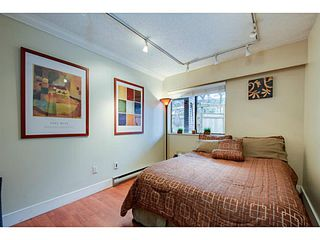Photo 11: # 101 1827 W 3RD AV in Vancouver: Kitsilano Condo for sale (Vancouver West)  : MLS®# V1079870