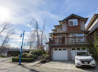 Photo 3: 1 2381 ARGUE STREET in Port Coquitlam: Citadel PQ House for sale : MLS®# R2032646