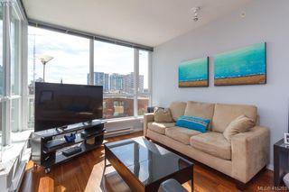 Photo 3: 607 834 Johnson St in VICTORIA: Vi Downtown Condo Apartment for sale (Victoria)  : MLS®# 823678