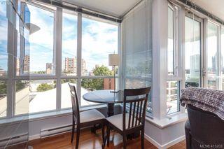 Photo 6: 607 834 Johnson St in VICTORIA: Vi Downtown Condo Apartment for sale (Victoria)  : MLS®# 823678