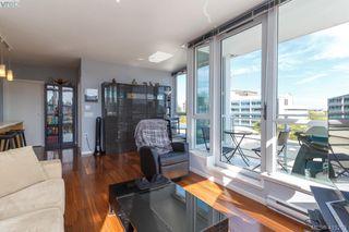 Photo 4: 607 834 Johnson St in VICTORIA: Vi Downtown Condo Apartment for sale (Victoria)  : MLS®# 823678
