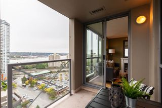 """Photo 15: 1601 850 ROYAL Avenue in New Westminster: Downtown NW Condo for sale in """"The Royalton"""" : MLS®# R2407990"""