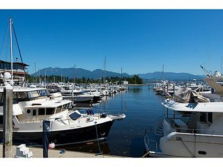 Photo 1: 407 1477 PENDER Street W in Vancouver West: Coal Harbour Home for sale ()  : MLS®# V1130945