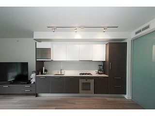 Photo 3: 407 1477 PENDER Street W in Vancouver West: Coal Harbour Home for sale ()  : MLS®# V1130945