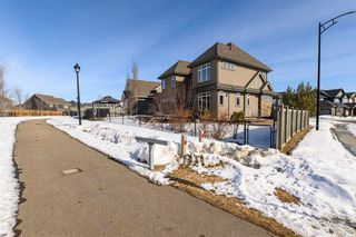 Photo 34: 4340 WHITELAW Way in Edmonton: Zone 56 House for sale : MLS®# E4192414