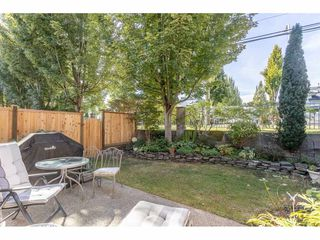 "Photo 32: 18 16016 82 Avenue in Surrey: Fleetwood Tynehead Townhouse for sale in ""Maple Court"" : MLS®# R2497263"