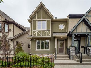 Photo 1: 2960 PEACEKEEPERS Way SW in Calgary: Garrison Green Row/Townhouse for sale : MLS®# A1033723