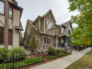 Photo 2: 2960 PEACEKEEPERS Way SW in Calgary: Garrison Green Row/Townhouse for sale : MLS®# A1033723