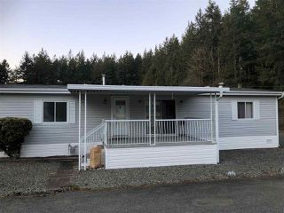 Photo 1: 238 20071 24 Avenue in Langley: Brookswood Langley Manufactured Home for sale : MLS®# R2500766