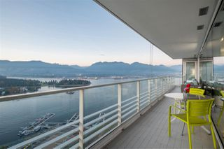 "Photo 26: 3706 1011 W CORDOVA Street in Vancouver: Coal Harbour Condo for sale in ""Fairmont Pacific Rim"" (Vancouver West)  : MLS®# R2504938"