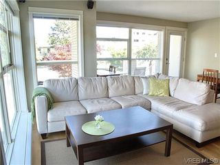 Photo 2: 204 1155 Yates St in VICTORIA: Vi Downtown Condo Apartment for sale (Victoria)  : MLS®# 605628