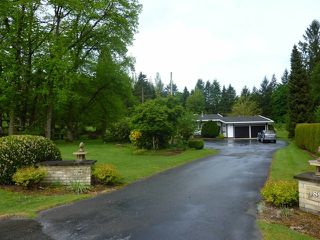 Photo 1: 4893 232 ST in Langley: Salmon River House for sale : MLS®# F1311688