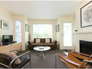 "Photo 6: # 6 877 W 7TH AV in Vancouver: Fairview VW Townhouse for sale in ""EMERALD COURT"" (Vancouver West)  : MLS®# V1028020"