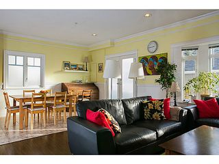 Photo 4: 1528 East Pender Street in Vancouver: Hastings House 1/2 Duplex for sale (Vancouver East)  : MLS®# V1043367