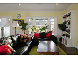 Photo 6: 1528 East Pender Street in Vancouver: Hastings House 1/2 Duplex for sale (Vancouver East)  : MLS®# V1043367