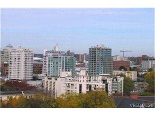 Photo 1: 1507 620 Toronto St in VICTORIA: Vi James Bay Condo for sale (Victoria)  : MLS®# 379939