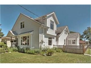 Photo 1:  in VICTORIA: Vi James Bay Single Family Detached for sale (Victoria)  : MLS®# 439798