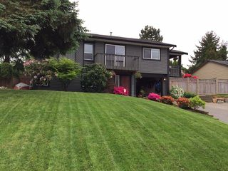 Photo 1: 26836 33RD AV in Langley: Aldergrove Langley House for sale : MLS®# F1413592