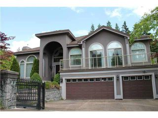 Photo 1: 3339 Plateau Blvd. in Coquitlam: Westwood Plateau House for sale : MLS®# V1112032
