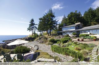Main Photo: 1275 Fairweather Road in Bowen Island: Fairweather House for sale : MLS®# R2037774