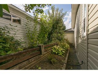 Photo 19: 93 2315 198 STREET in Langley: Brookswood Langley Manufactured Home for sale : MLS®# R2102906