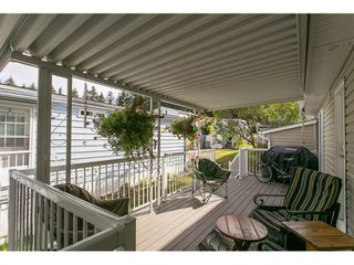 Photo 18: 93 2315 198 STREET in Langley: Brookswood Langley Manufactured Home for sale : MLS®# R2102906