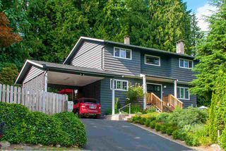 Main Photo: 205 COLLEGE PARK WAY in Port Moody: College Park PM House for sale : MLS®# R2309175