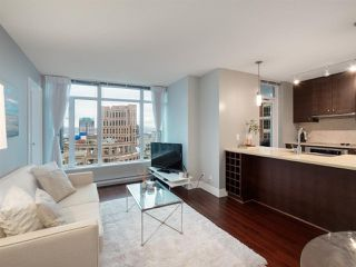 Photo 3: 2304 888 HOMER STREET in Vancouver: Downtown VW Condo for sale (Vancouver West)  : MLS®# R2330895