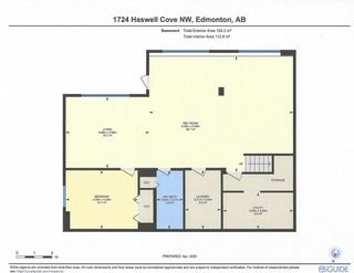Photo 50: 1724 HASWELL Cove in Edmonton: Zone 14 House for sale : MLS®# E4193617