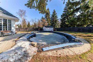 Photo 28: 5615 151 Street in Edmonton: Zone 14 House for sale : MLS®# E4193990