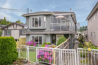 Main Photo: 4929 DOMINION Street in Burnaby: Central BN House 1/2 Duplex for sale (Burnaby North)  : MLS®# R2476370