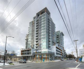 Photo 1: 213 989 Johnson St in Victoria: Vi Downtown Condo for sale : MLS®# 831919