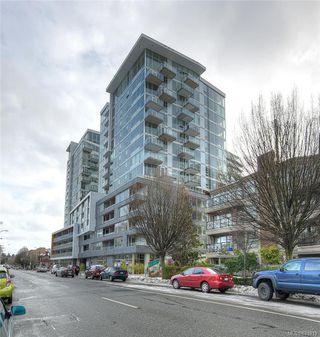 Photo 2: 213 989 Johnson St in Victoria: Vi Downtown Condo for sale : MLS®# 831919